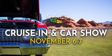 Cruise-In & Car Show at Sand Hollow Resort tickets