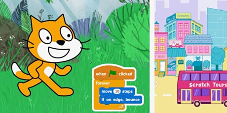 Fun Coding Camp | Scratch Ninja for Grades 2-5 - Beginner Level(4 Sessions) tickets