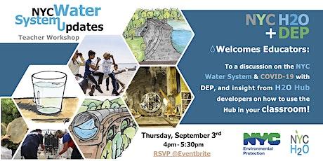 Teacher Workshop with NYC H2O + DEP tickets
