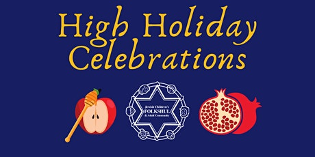 Folkshul's Virtual High Holiday Observances tickets