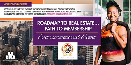 Roadmap to Real Estate Success Strategy Session tickets