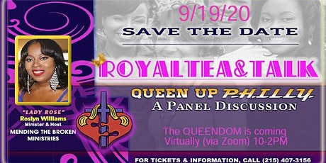 Queen Up PHILLY tickets