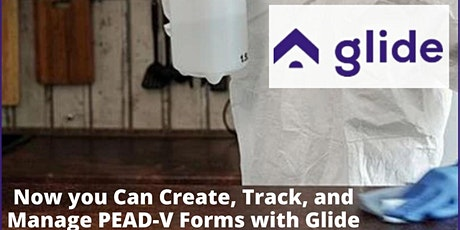 Manage PEAD-V Forms with one touch - Glide tickets