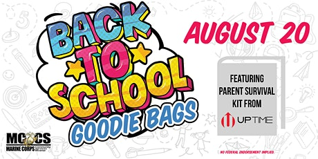 Back to School Goodie Bags tickets
