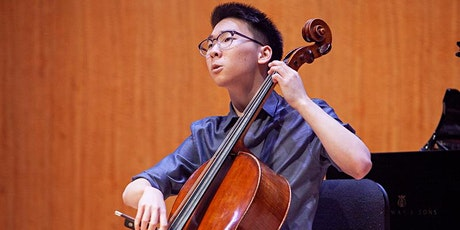 Third Thursdays - a virtual house concert with James Baik, cello tickets