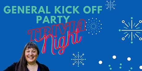 Amanda White Eagle's General Kick Off Party/Trivia Night ***IN-PERSON*** tickets
