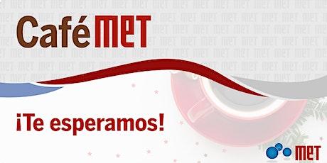 CaféMET: Sumar para reactivar - El poder de las alianzas boletos
