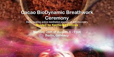 Cacao BioDynamic Breathwork Ceremony Tickets