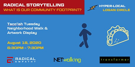 Radical Storytelling: What is Our Community Footprint? tickets