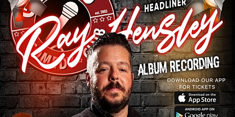 Gutty's Presents: Ray Hensley tickets