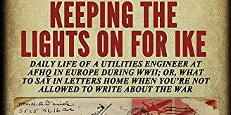 Keeping the Lights on for Ike... Online  Talk by Author Rebecca Daniels tickets