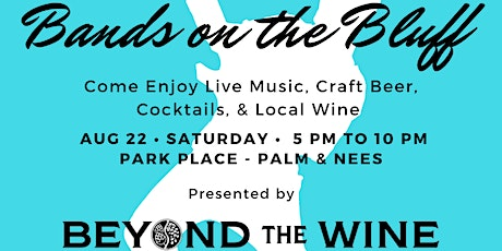 Bands on the Bluff tickets