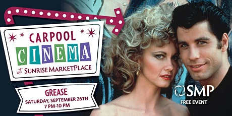 SMP Carpool Cinema Presents: Grease tickets