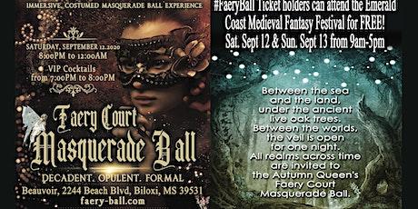Faery Court Masquerade Ball 2020 tickets
