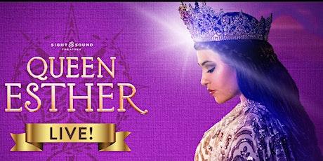 Queen E tickets