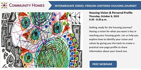 Housing Vision & Personal Profile 10/08/20 tickets