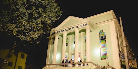 CULTO DOMINICAL - 16/08/2020 - 10:00 ingressos