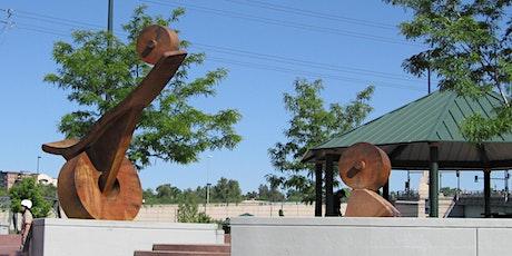 Downtown Denver Public Art Bicycle Tour tickets
