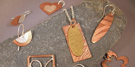 SIMPLE COPPER JEWELRY WORKSHOP tickets