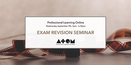ATOM PL: Exam Revision Seminar for Teachers tickets