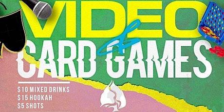 VIDEO GAMES + CARD GAMES @ ACE ATLANTA tickets