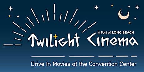 Port of Long Beach Twilight Cinema – Onward tickets