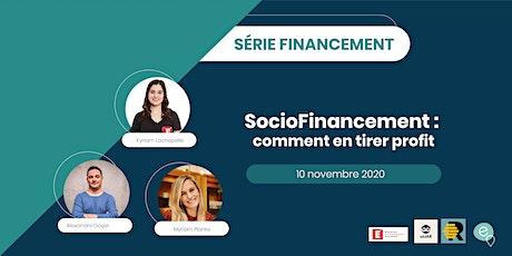 Financement - SocioFinancement : comment en tirer profit billets