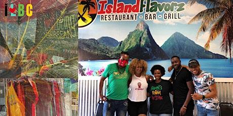 iLBC Pop Up Shop at Island Flavorz tickets