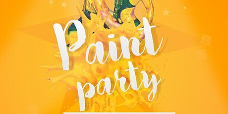 Summer Paint Party at the park tickets
