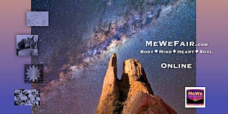 Free Online MeWe/Pop Fair for Energizing Body Mind Heart Soul tickets