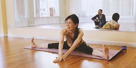 Morning Slow Vinyasa with Mamo - Virtual Yoga Class tickets