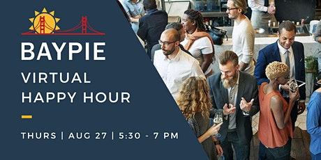 BAYPIE Virtual Happy Hour tickets