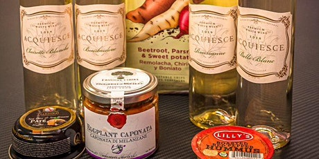 Virtual Vino with Brianne: Acquiesce Winery tickets