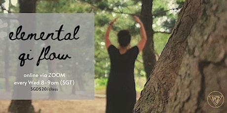 *ONLINE* Elemental Qi Flow - EARTH tickets