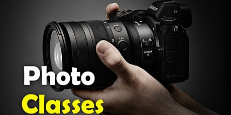 Photography Classes (4 different) with Scott Turnmeyer in Front Royal, VA tickets