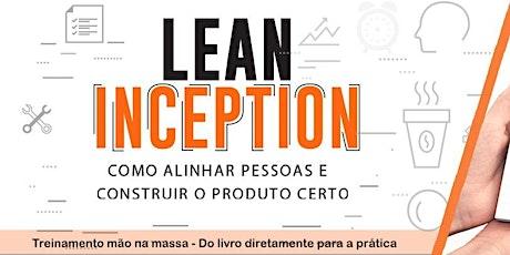 Formação Lean Inception Presencial em Lisboa bilhetes