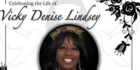 Celebrating the Life Vicky Lindsey tickets