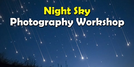 Night Sky Photography Workshop in Shenandoah National Park tickets