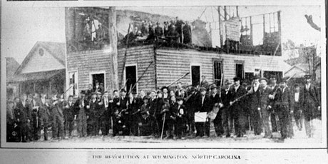 1898 Reading Group: Wilmington's Lie, Session 1 tickets