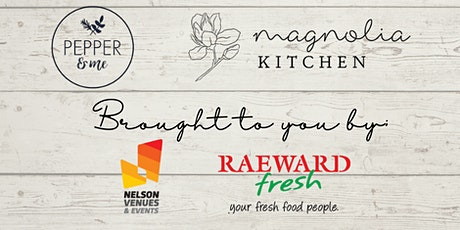 An evening with Magnolia Kitchen and Pepper & Me tickets