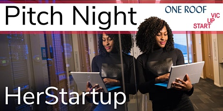 Pitch Night: HerStartup tickets