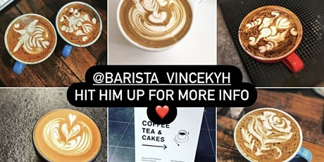 Basic Latte Art Workshop tickets