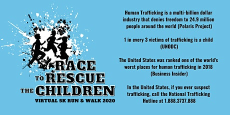 Race to Rescue the Children 5k Run and Walk tickets