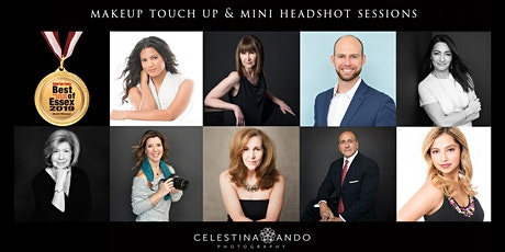 Makeup & Headshots - 9/25 & 9/27 tickets