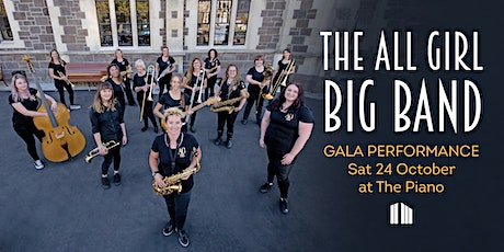 The Christchurch Big Band Festival Gala featuring the All Girl Big Band tickets