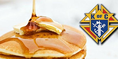 Knights of Columbus (Resurrection Church) Pancake Breakfast tickets