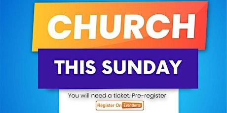 CICC Family Sunday Service tickets