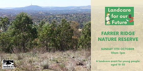 Landcare for our Future - Farrer Ridge tickets