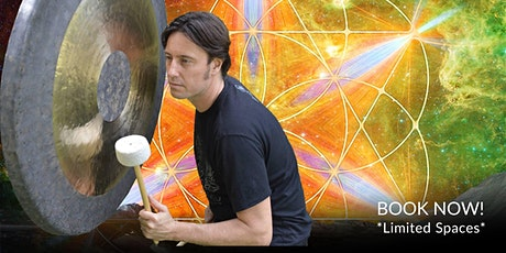 Gong Sound Meditation Tour- Sandgate tickets