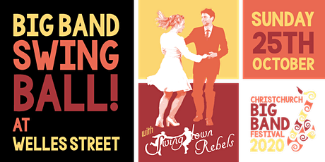 The Big Band Ball at Welles Street tickets